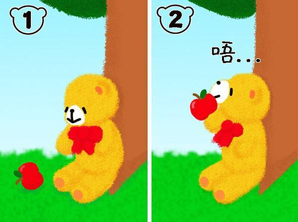 蘋果的發現1