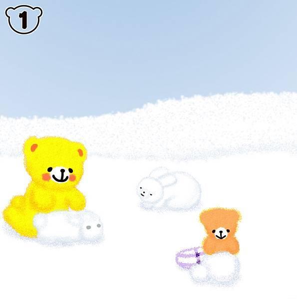 雪白兔寶寶1
