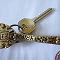 房門鑰匙很不容易弄丟XD
