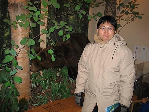 IMG_2185 遊客中心內介紹支芴湖附