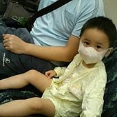 2012/9 阿寶火車初體驗