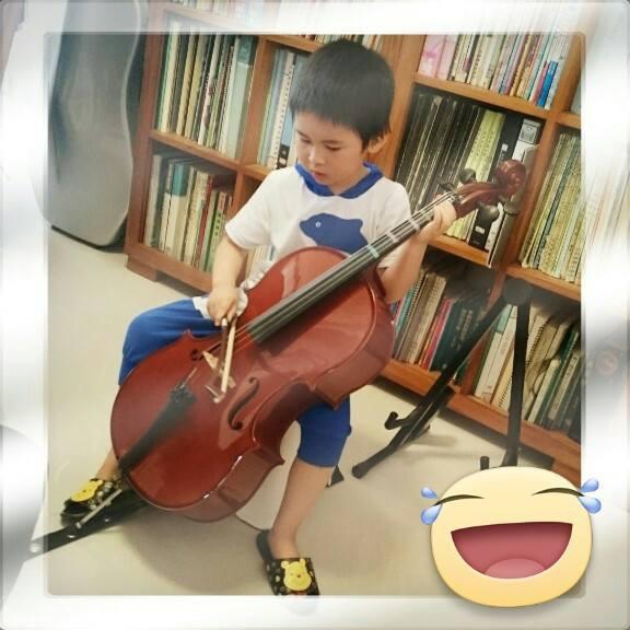 4Y10M+ 試上大提琴