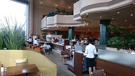 豪斯登堡JR大倉-自助式吃到飽早餐