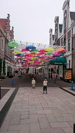豪斯登堡-雨傘活動(雨天限定)