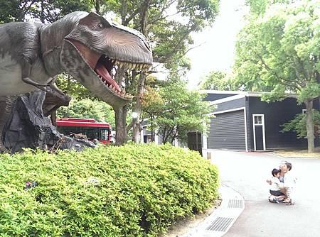 豪斯登堡-恐龍