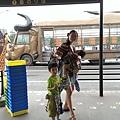 九州自然動物公園-jungle bus
