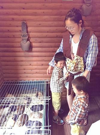 九州自然動物公園-倉鼠