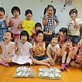 生日時分給同學的小禮物和女同學們