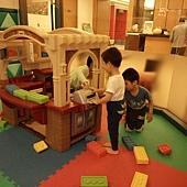 三樓兒童遊戲區