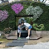 布引香草園溫室一景