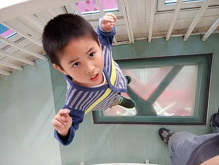 神戶港塔展望一層