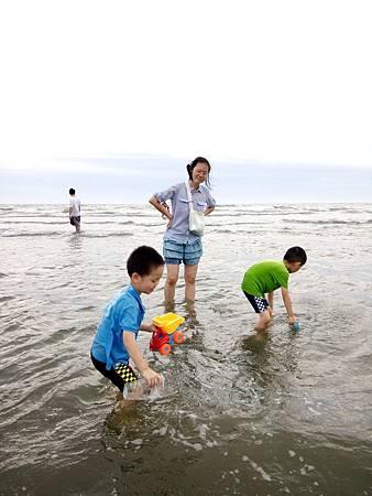 新月沙灣海灘