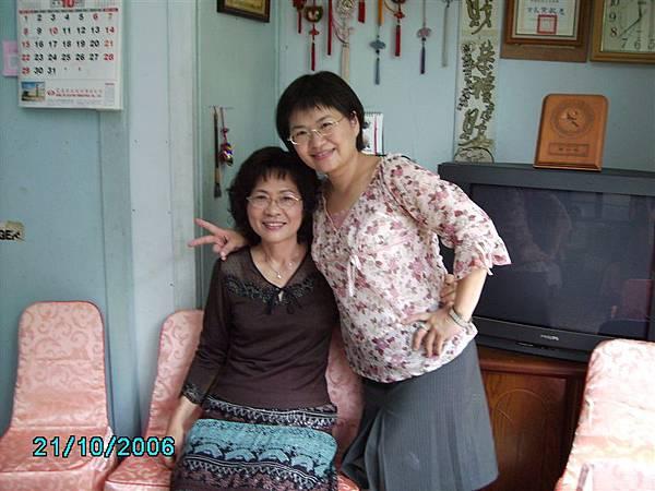 媽媽和秋妙表姊3