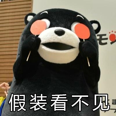熊本熊假裝看不見.jpg