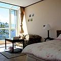 景觀玻璃雙人房