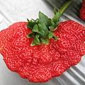 愛心大草莓