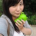 可愛的小青蛙