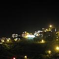晚上的山城夜景