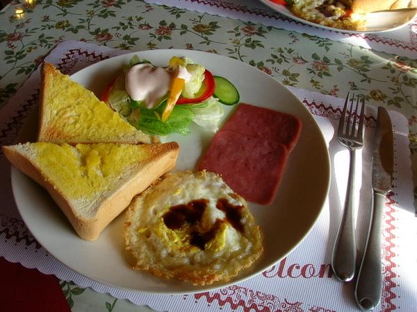 我們的早餐