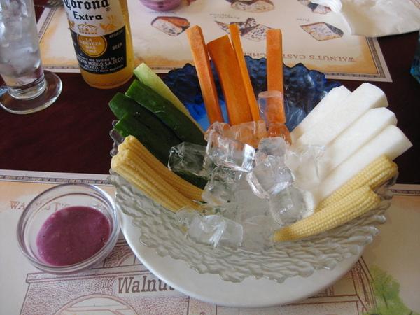 鮮脆時蔬優格沙拉