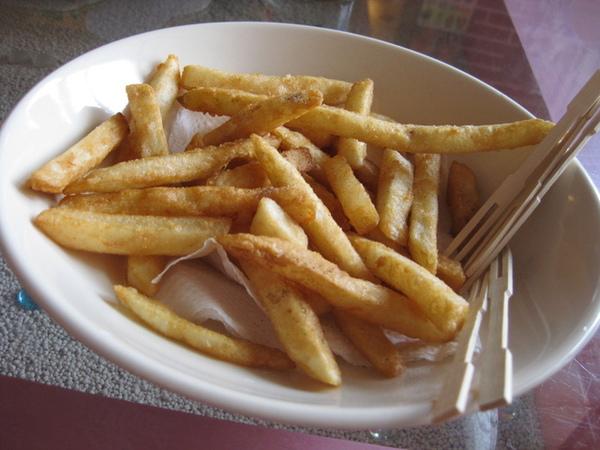 黃金炸薯條