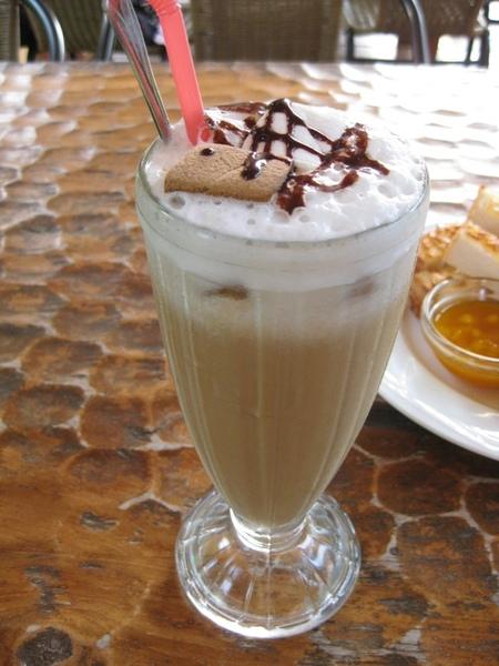 遊雲咖啡(冰)