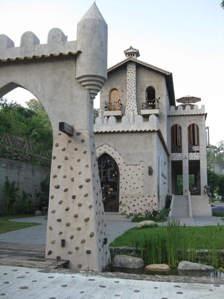 很美的古堡