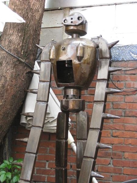 長臂機器人