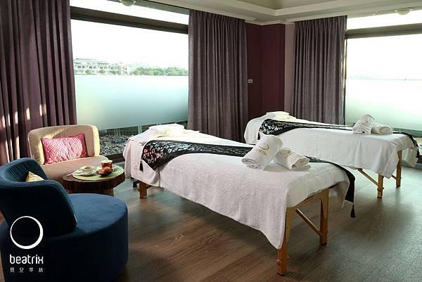 雙人VIP室,享受屬於兩人的Spa時光