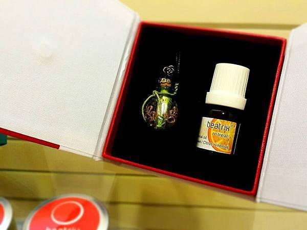 甜橙精油禮盒-綠
