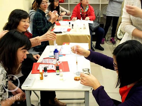 DIY手作-精油香水