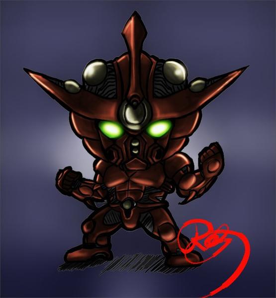 RasMan the boboosted armor