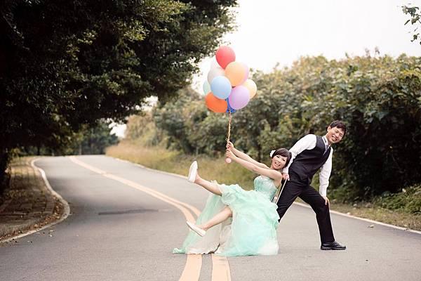 婚紗照-1