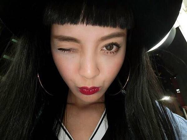 Kiwi 李函桃花粉