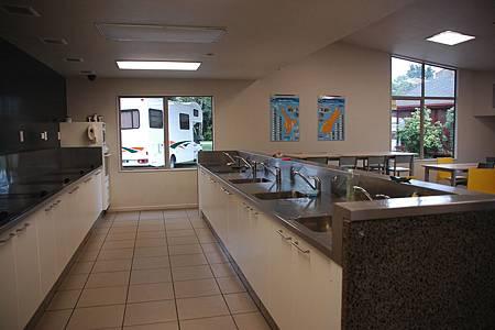 廚房料理台