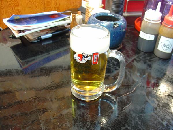 一錢洋食--啤酒