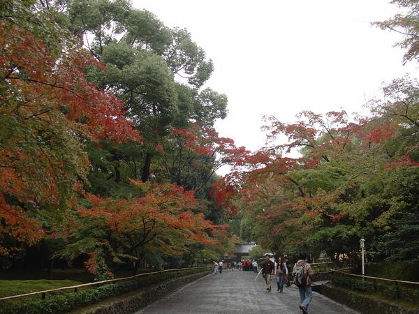 金閣寺神道
