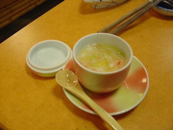 爆貴螃蟹店-蟹道樂~蒸蛋(茶碗蒸啦)