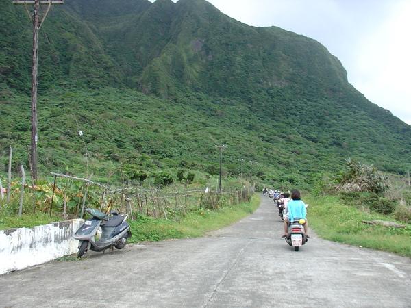 蘭嶼~騎車環島
