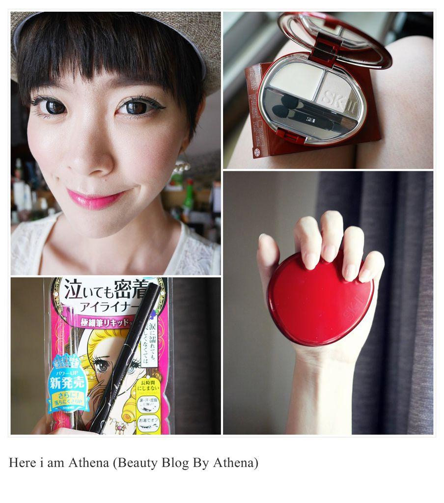 分享近期的妝容♥好用的彩妝品&入手superstar!!