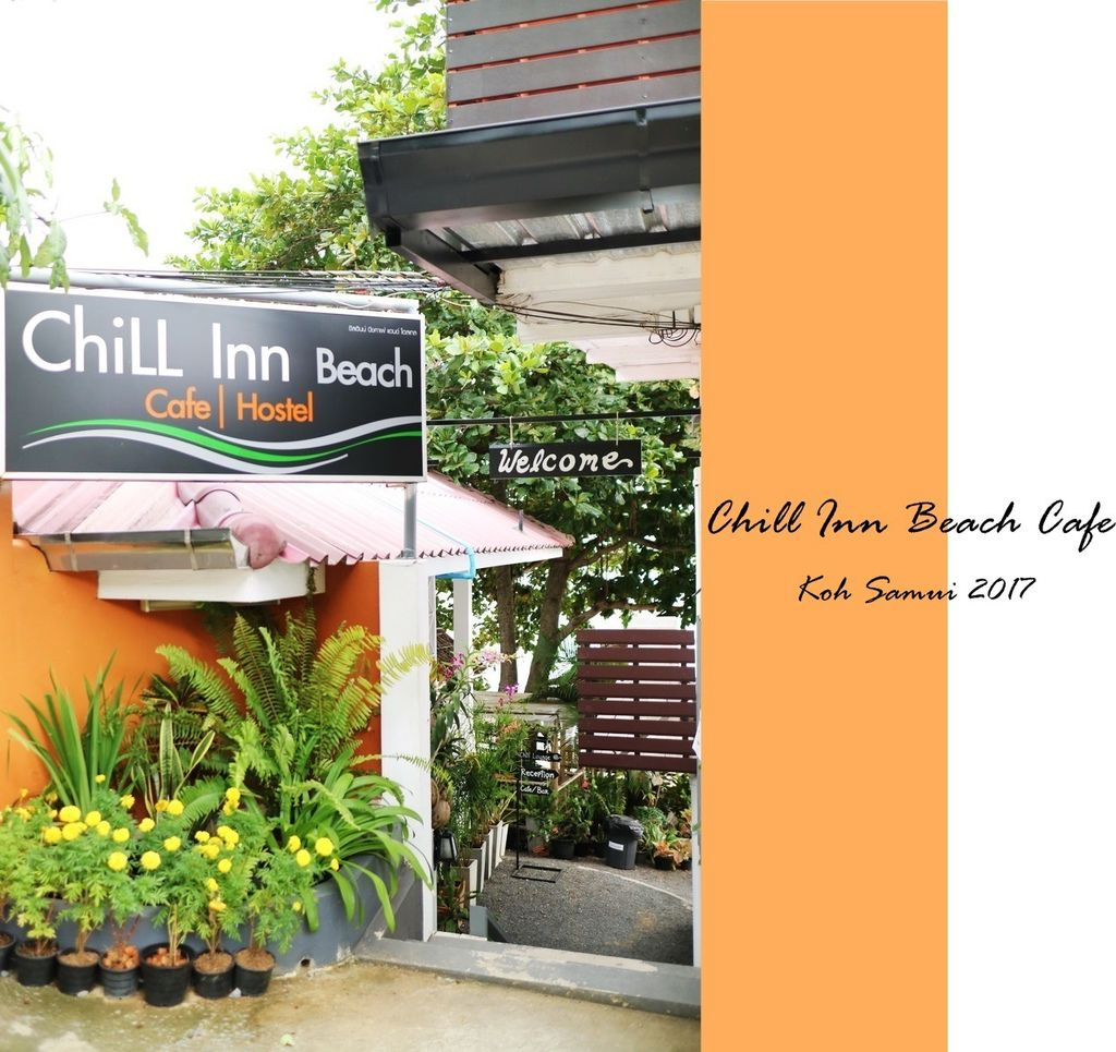 chill inn beach cafe