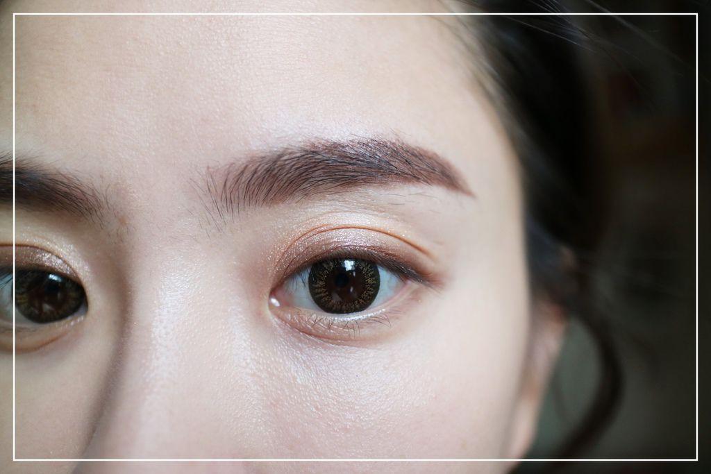 16brand 雙色眼影
