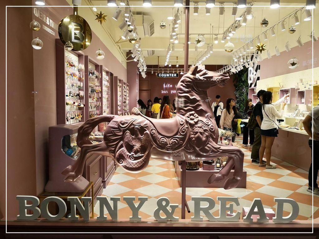 BONNY&READ飾品