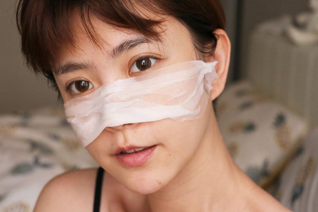 美博士專業保濕面膜