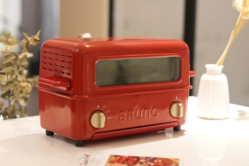 日本BRUNO上掀式水蒸氣循環燒烤箱