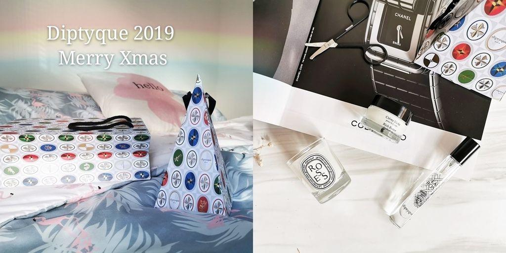 diptyque 2019聖誕限量驚喜包 玫瑰之水