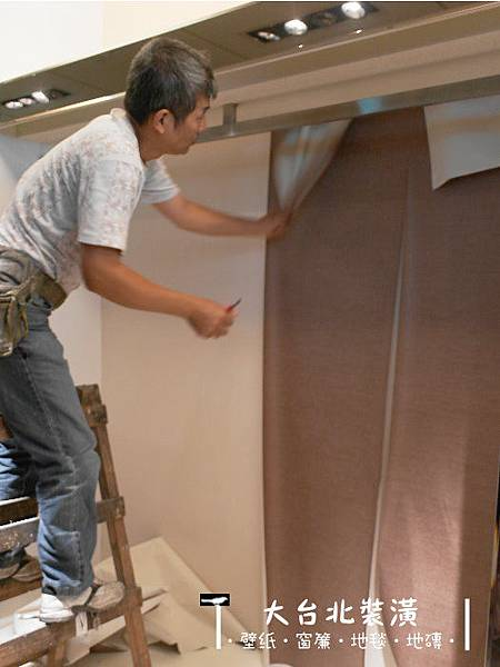 壁紙施工 |