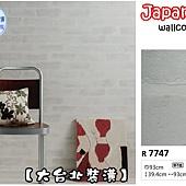 R7747-立體白磚