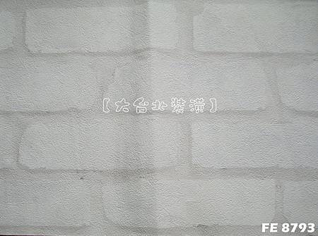 FE8793-平面白磚