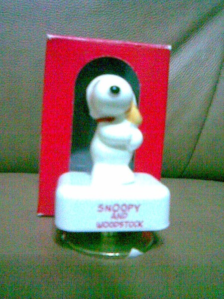 SNOOPY小小音樂盒